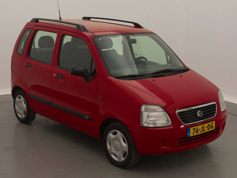 Suzuki-Wagon R+-9